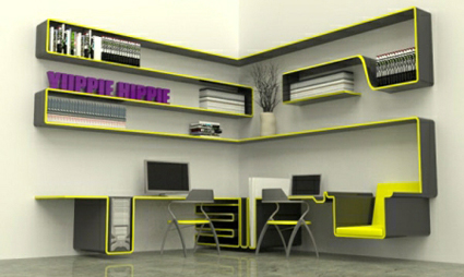 Wonderful Check These Great 12 Small And Creative Working Space Designs